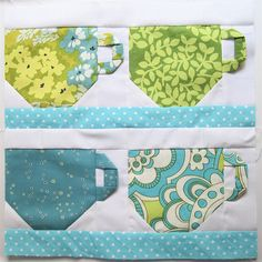 'Tea Cup' tutorial (its not paper pieced) - to go with the tea pots @Angie Wimberly Wimberly Wimberly Wimberly Christine !