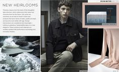 WGSN AW17/18 Trend themes // New Heirlooms