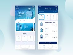 Android App Design, Ios App Design, Mobile App Design, Android Ui, Ux Design, Iphone App Development, Mobile App Development Companies, Drink App, Water Delivery Service