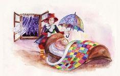 Image result for добрый сказочник оле лукойе
