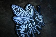 Belsebub satan PATCH LORD of flies