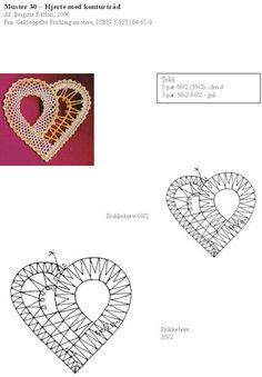 Crochet heart box 67 Ideas for 2019 Crochet Pillow Patterns Free, Bobbin Lace Patterns, Doily Patterns, Dress Patterns, Filet Crochet, Irish Crochet, Russian Crochet, Doilies Crochet, Thread Crochet