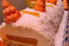 Bûche vanille / exotique | Cooking Chef de KENWOOD - Espace recettes