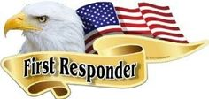#salute to all #firstresponders