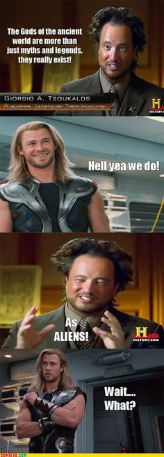 4koma comic strip - Dude You Are Crazier Than Loki