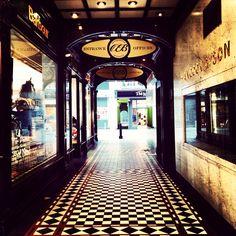 Little arcade off King Street