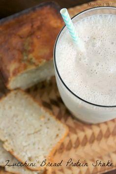 Zucchini Bread Prote