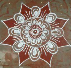 Rangoli Borders, Rangoli Border Designs, Colorful Rangoli Designs, Rangoli Designs Images, Beautiful Rangoli Designs, Kolam Dots, Traditional Rangoli, Henna Candles, Latest Rangoli