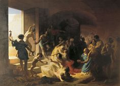 Konstantin Flavitsky - Christian Martyrs at the Colosseum
