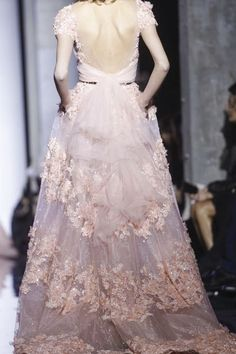 """Zuhair Murad Spring 2015 Couture """