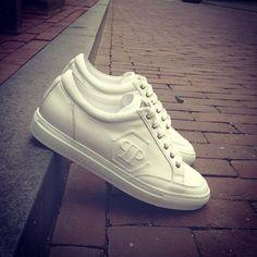 Philipp plein white sneaker!