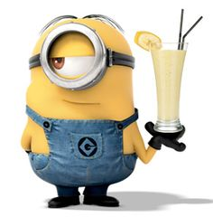 Minions Love Bananas, Especially Smoothies! Check this website for great smoothies !