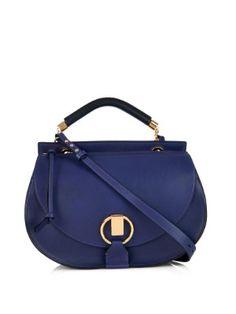 Goldie medium leather shoulder bag | Chloé | MATCHESFASHION.COM US