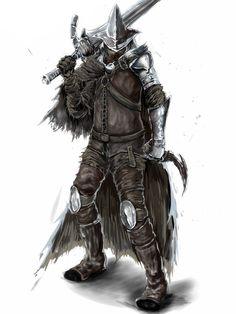 DSIII персонажи,Dark Souls 3,Dark Souls,фэндомы,Abyss Watchers