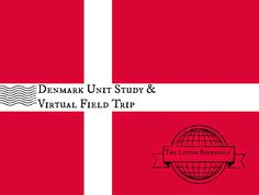 Denmark: A Virtual Field Trip/Unit Study Hej! Welcome to Denmark! This is our first stop on our virtual tour of Scandinav. Virtual Field Trips, Virtual Tour, Geography, Denmark, Homeschool, Study, The Unit, Unit Studies, Education