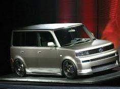 Scion XB- since driving this, it has grown on me and I really like this car!