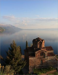 Great post on Lake Ohrid, Macedonia, by Nellie.