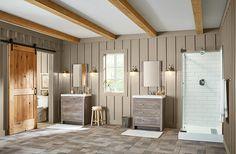 On-Trend Bathroom Ideas