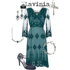 """Lavinia - Downton Abbey"" by marybethschultz on Polyvore"