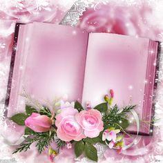 ✿ ❀ ❁✿ Michaela D. Flower Background Wallpaper, Framed Wallpaper, Frame Background, Flower Backgrounds, Collage Frames, Paper Frames, Photo Frames For Kids, Boarders And Frames, Book And Frame