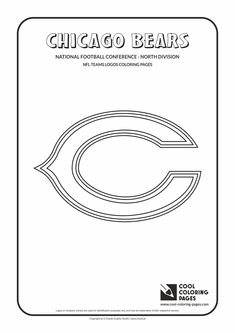 cool coloring pages - soccer clubs logos / a.c. milan logo ... - Football Coloring Pages Nfl Logos