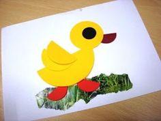 Inspirações de Artes feitas com círculos para realização de artes manuais em sala de aula com os alunos. ...