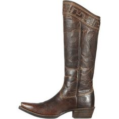 Love a boot sale!! Ariat Sahara Fashion Boots 40% off!! Now Just 137.97. Love the Egyptian feel of this boot with the high / low cut!