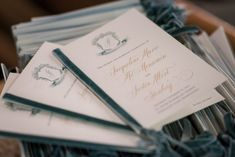 Photography by Jessie Wixon Photography Chic Wedding, Luxury Wedding, Fall Wedding, Wedding Ceremony Programs, Event Company, Jessie, Party Planning, Wedding Planner, Place Card Holders