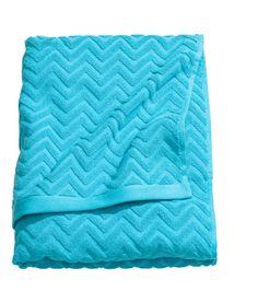 Shower towel | Product Detail | H&M