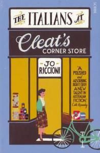 Jo Riccioni, author of The Italians At Cleat's Corner Store, answers Ten Terrifying Questions
