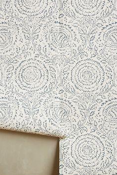 Pergola Wallpaper #anthropologie