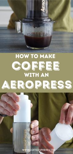 Don't have access to an espresso machine but want to make an espresso? Try using an Aeropress. Step Guide, Espresso Machine, Coffee Maker, Espresso Coffee Machine, Coffee Maker Machine, Coffee Percolator, Coffee Making Machine, Coffeemaker, Espresso Maker