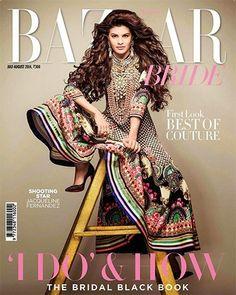 Jacqueline Fernandez Photoshoot For Magazine | #JacquelineFernandez #Magazine
