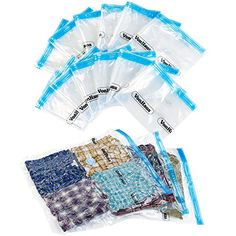 VonHaus 12 Sacs de rangement gain de place pour vêtement Vonhaus http://www.amazon.fr/dp/B003IP6R2Y/ref=cm_sw_r_pi_dp_KE6jwb0TC8Q61