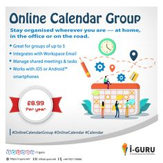 #Iguru #Graphics #WebsiteDesign #websiteDevelopment #IOSAppDevelopment #AndroidAppDevelopment #MobileappDevelopment #Software #CRM #Print #OnlineCalendarGroup #OnlineCalendar #Calendar Online Calendar, Staying Organized, The Office, Software, Organization, Graphics, Getting Organized, Organisation