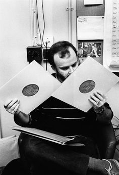 John Peel's record collection is now online... follow the breadcrumbs