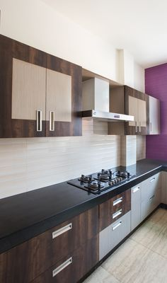 Room interior design ideas, inspiration & pictures is part of - Find the best interior design ideas & inspiration to match your style Browse through images of decorating ideas & room colours to create your perfect home Kitchen Cupboard Designs, Kitchen Room Design, Home Room Design, Modern Kitchen Design, Interior Design Kitchen, Bedroom Cupboard Designs, Room Interior, Tv Cabinet Design Modern, Interior Colors