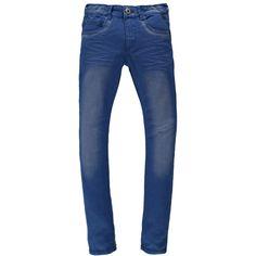 Mahdi Boys Hi Pants, jeans blue