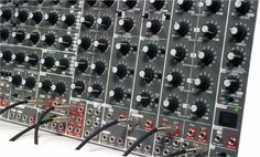 Cwejman synthesizers