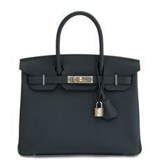 91f99414f Labellov Hermès Birkin 30 Vert Cypress Togo PHW ○ Buy and Sell Authentic  Luxury