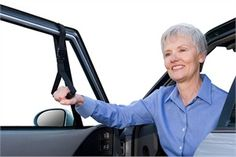 CarCaddie for Help In and Out of Vehicles