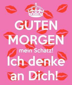 Brettchen Guten Morgen Mein Schatz Good Morning Goodnight Good