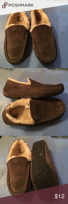 ugg men's ascot slippers size 11