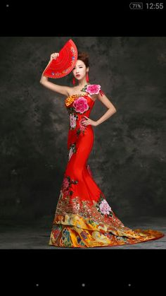 WOW! What a dress! I would wear this in a heartbeat!