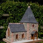 Periwinkle Pebble ~Another stunning creation in the 'Enchanted Cottage' style,a small version of the Pixie Pebble. Built in the same style as all 'Enchanted Cottage' creations this charming and ...