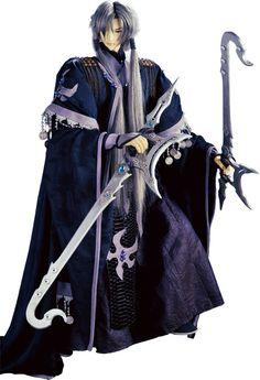 Thunderbolt Fantasy: Tōru Ōkawa as the voice of Diāo Mìng. #puppetry