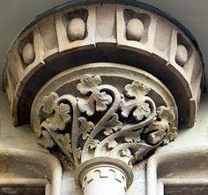 https://flic.kr/p/NpZ3kp | Barcelona - Enric Granados 020 18 | Casa Leandre Bou  1903  Architect: Antoni Serrallach i Fernández-Periñán