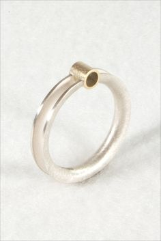 Sophie Stamp Chenier tactile ring