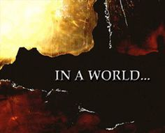 In A World... - Creators of the Macabre. In A World... has been creating soundtracks for film, television, commercials, Haunts and theme parks for over a decade. ...