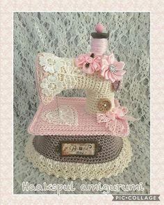 Амигуруми eye makeup how to - Eye Makeup Crochet Dolls Free Patterns, Crochet Designs, Crochet Stitches, Crochet Home, Knit Crochet, Crochet Bracelet, Doll Furniture, Yarn Crafts, Pin Cushions